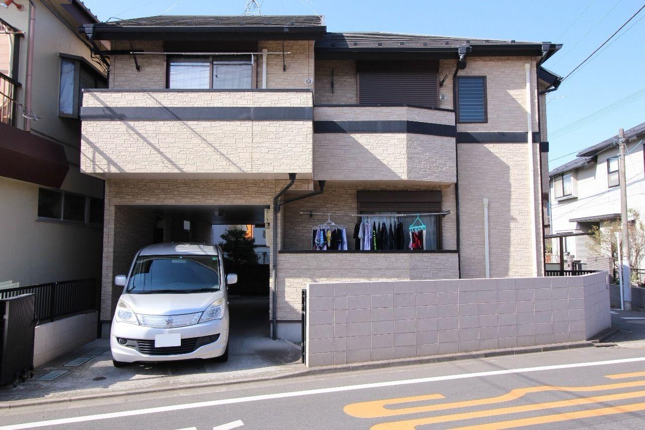 「清瀬」徒歩11分、充実設備の1Kアパート「サンリグナス」