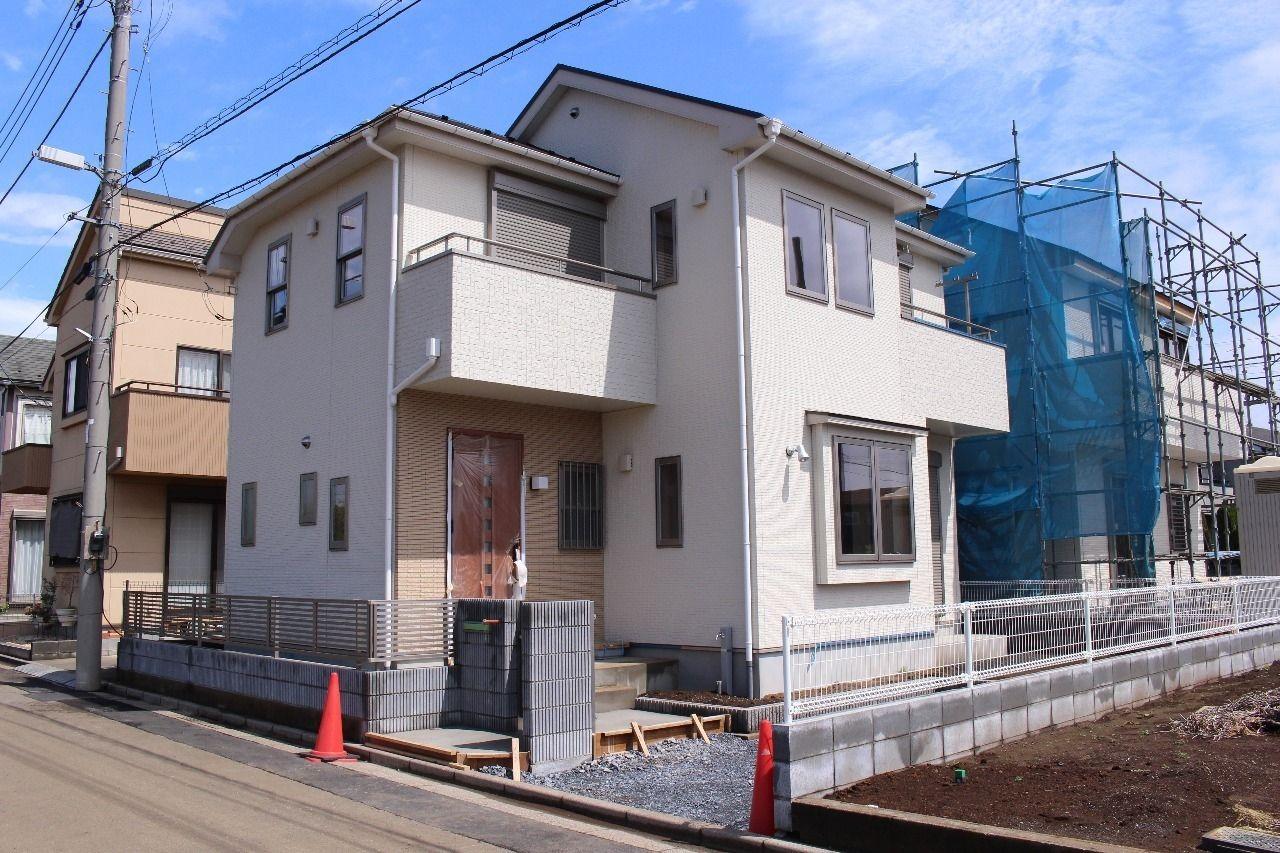 南沢4丁目新築分譲住宅、現地売出しやってます!