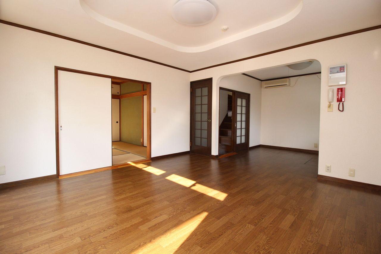清瀬市竹丘3丁目の4LDK一戸建て貸家「竹丘3丁目貸家」